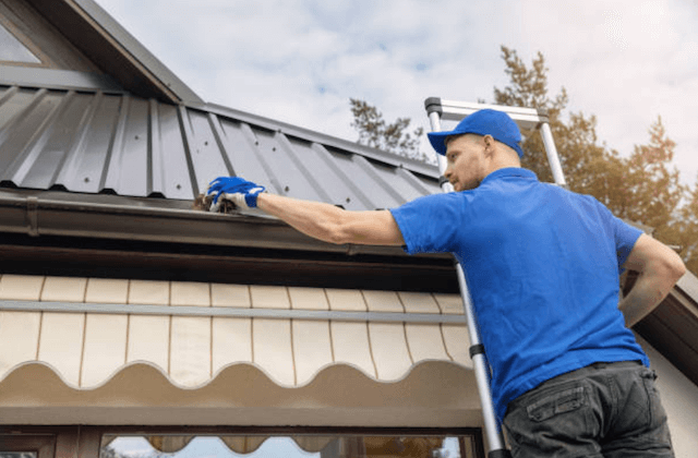 gutter cleaning in modesto