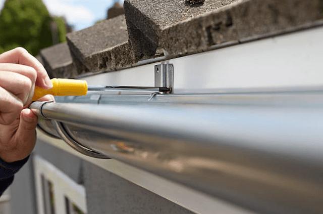 gutter repair modesto